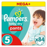 Pampers Baby-Dry Pants Gr. 5, 11–18 kg, 84 Windeln -