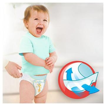 Pampers Baby-Dry Pants Größe 4 (Maxi) 8-15 kg, 1er Pack (1 x 72 Windeln) -