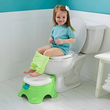 Töpfchen,Preup Babytöpfchen Kindertöpfchen Toilettentrainer Lerntöpfchen WC/Klo kindertopf mit musik - 4