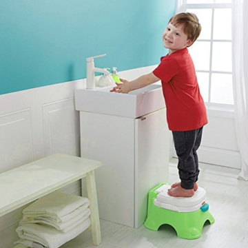 Töpfchen,Preup Babytöpfchen Kindertöpfchen Toilettentrainer Lerntöpfchen WC/Klo kindertopf mit musik - 5